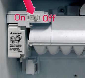 lg help library: no ice refrigerator | lg u.s.a