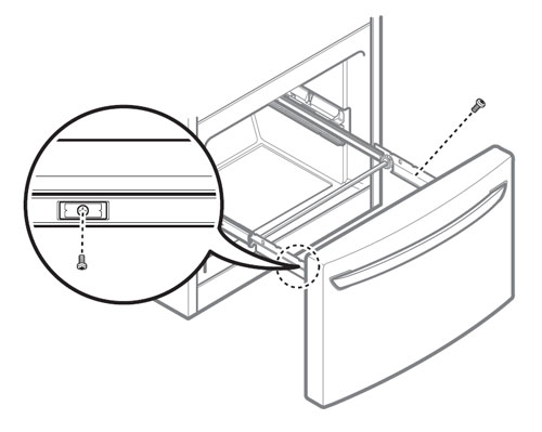 LG Help Library: LG Refrigerator Leveling Instructions