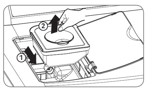 LG Ayuda y Tips: Indicaciones para usar el alimentador de