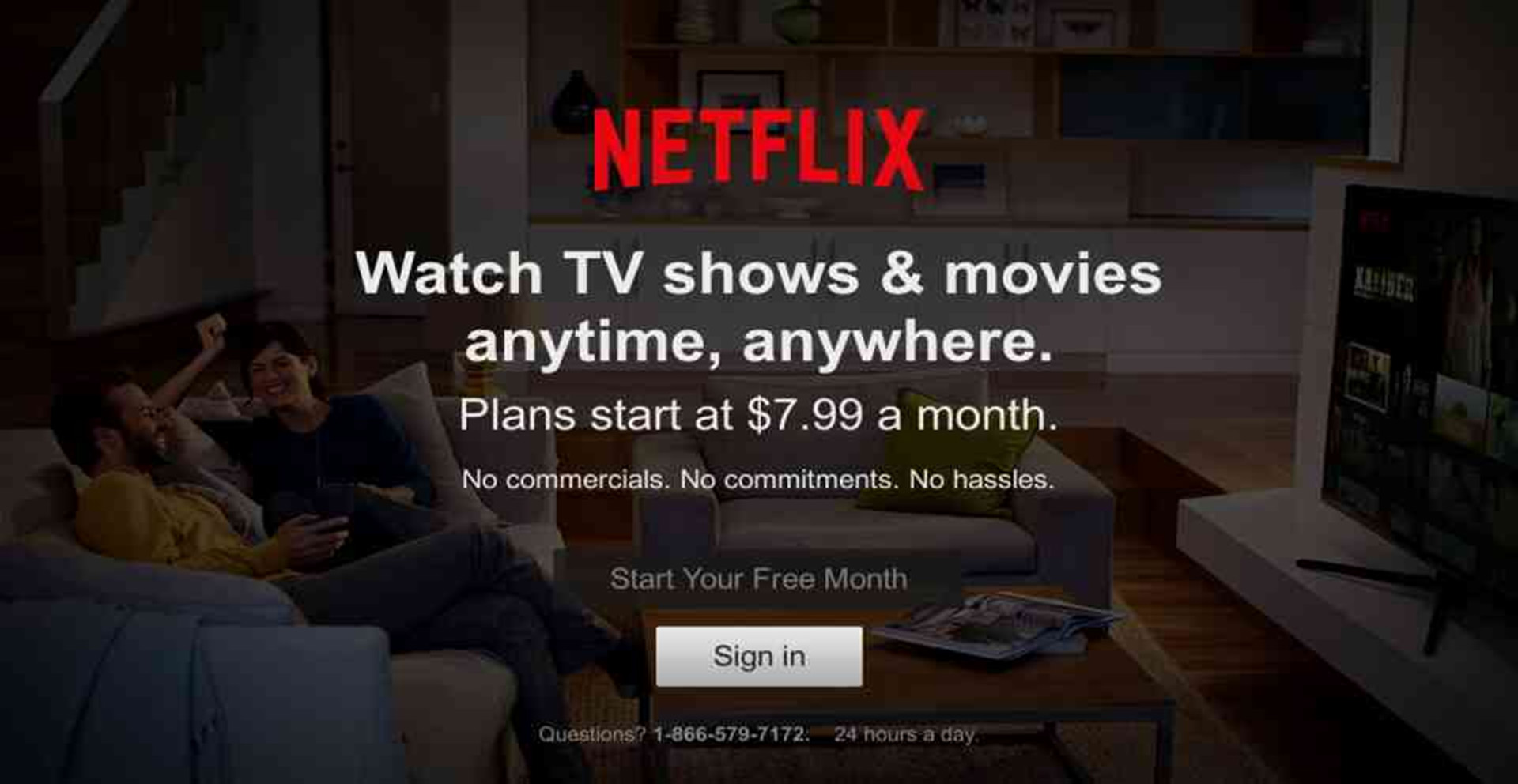 how to change netflix password on tv