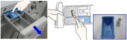 lg washing machine tub clean instructions