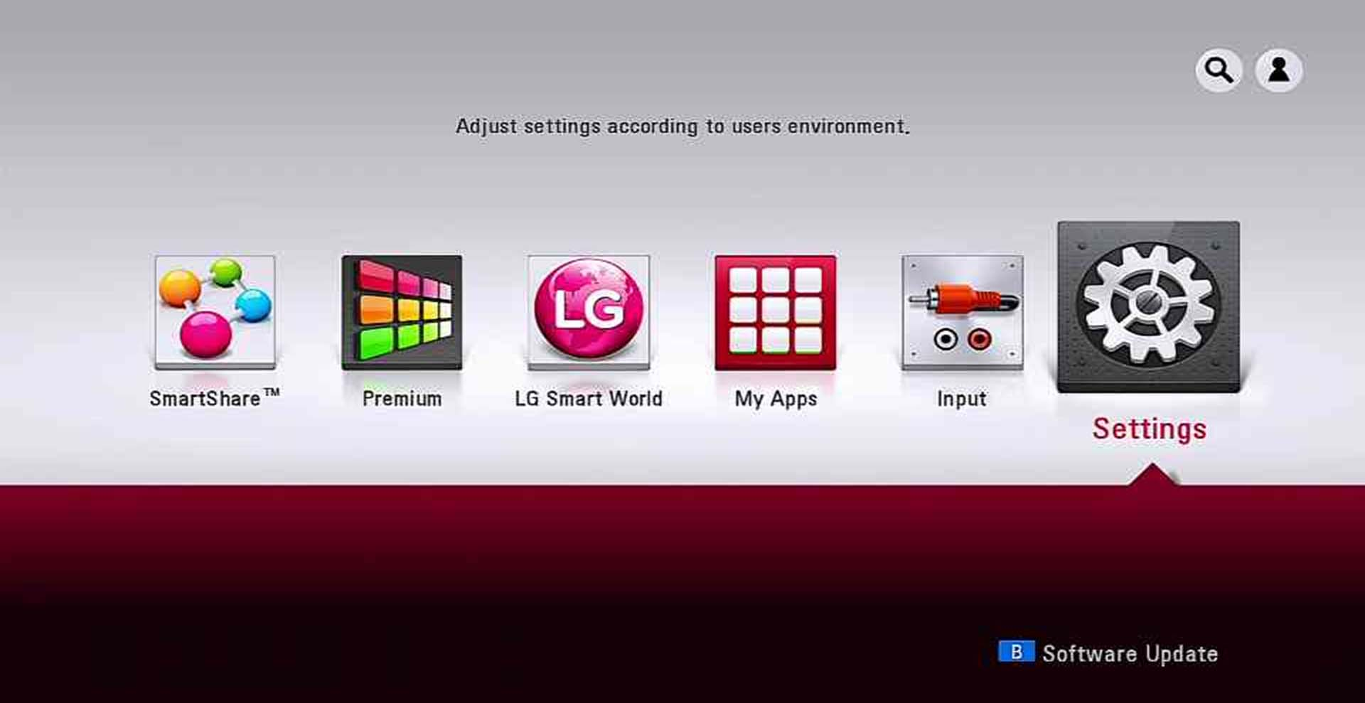 Updating Firmware - Blu-ray | LG USA Support
