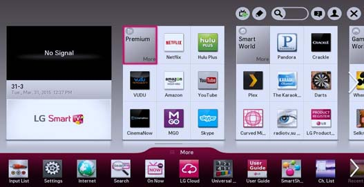 Troubleshooting the YouTube App - TV   LG USA Support