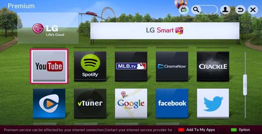 Troubleshooting the Amazon Instant Video App - TV | LG USA Support
