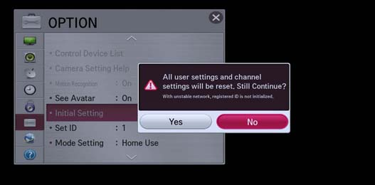 Troubleshooting the YouTube App - TV | LG USA Support