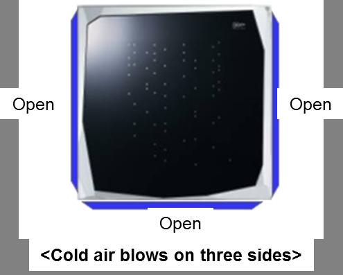 Lg aide et r solution mon climatiseur ne souffle pas d for Climatiseur mural ne refroidit plus