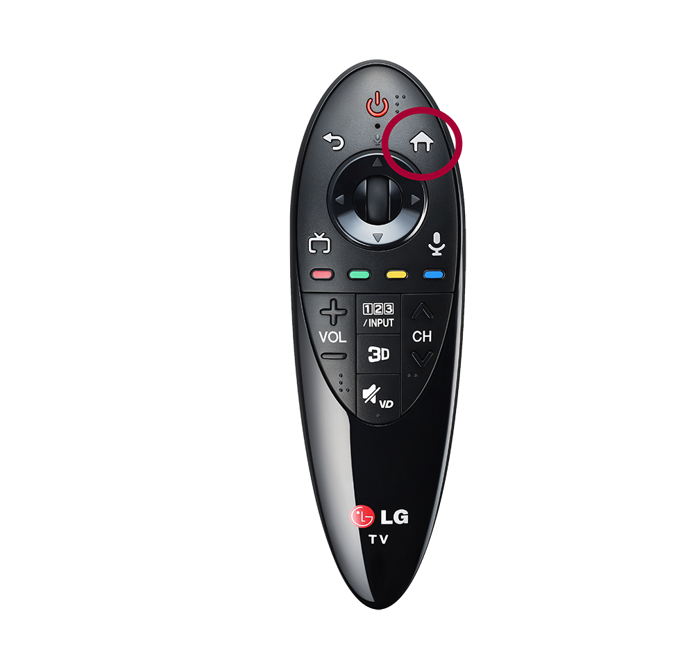 netcast 4.5 magic remote