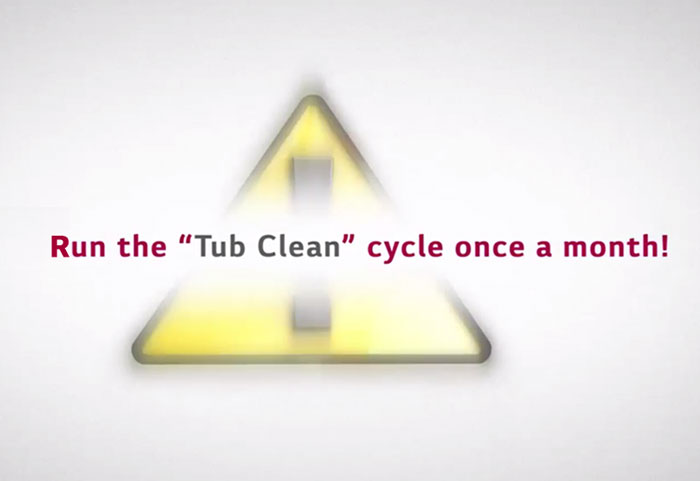 run tub cycle