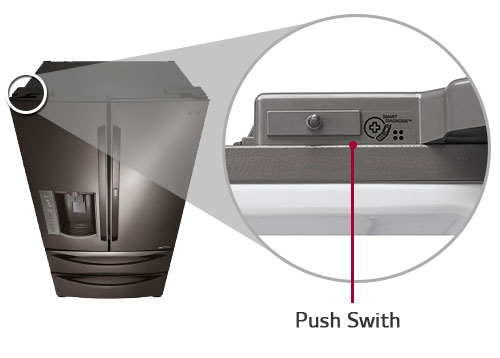 Push Door Switch