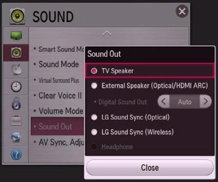 LG How-to & Tips: No sound | LG Singapore