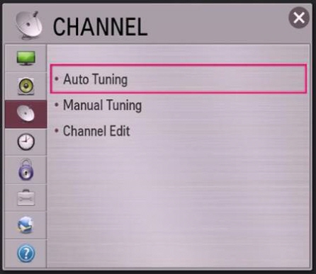 LG How-to & Tips: How can I connect the antenna? | LG Singapore