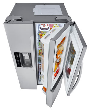 No Ice - Refrigerator | LG USA Support