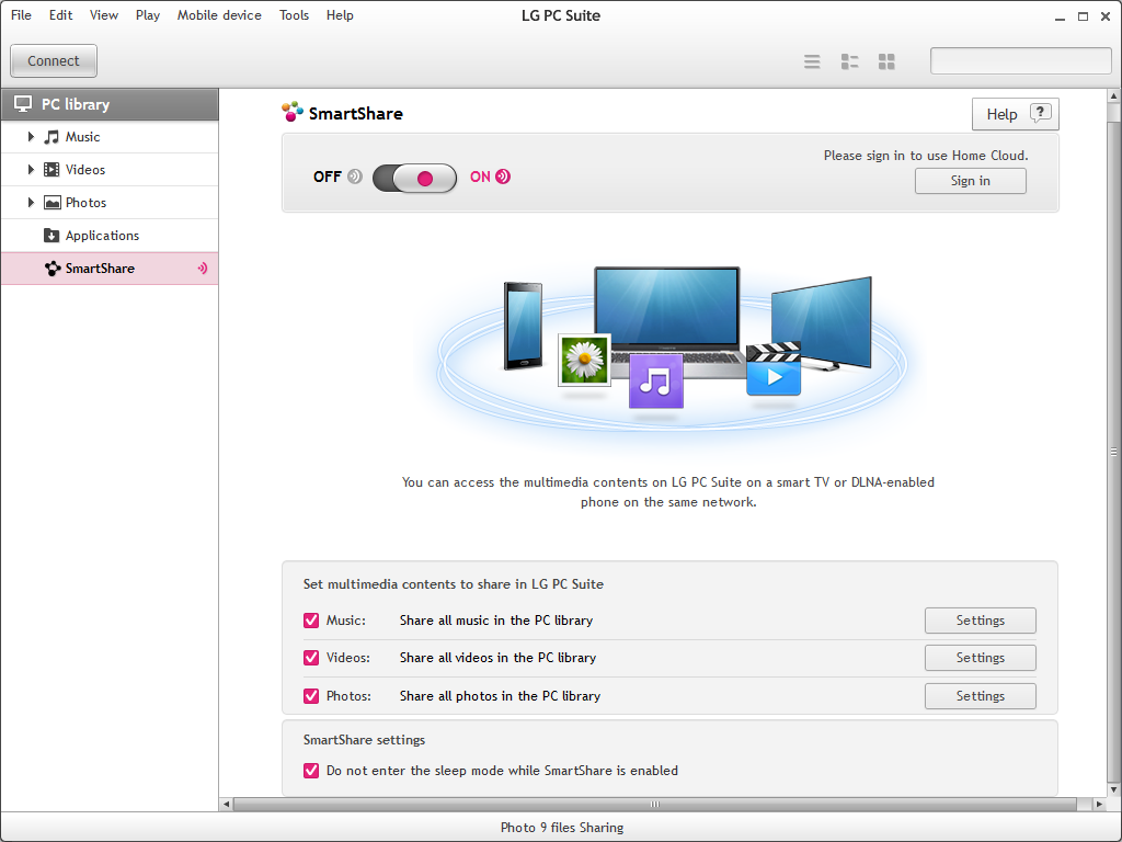 LG PC SUITE - Download & How to Use | LG USA Support