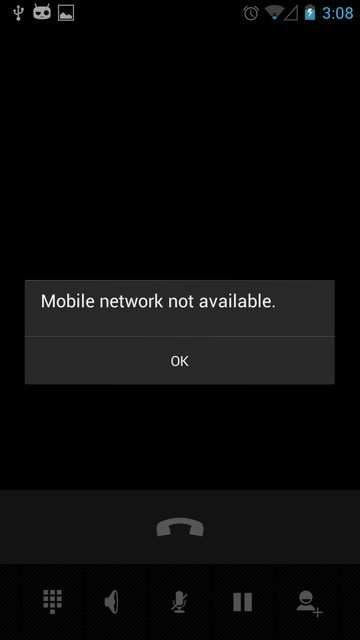 LG Help Library: Mobile network not available | LG Canada
