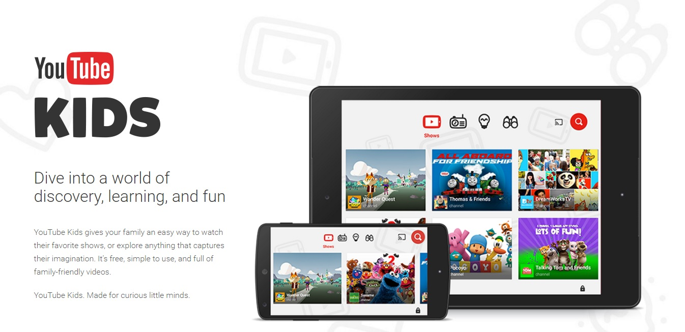 LG Help Library: YouTube Kids VOD service launch | LG Canada
