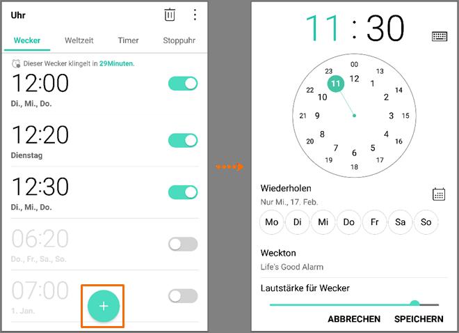Google wecker: uhren-app landet im play store – giga.
