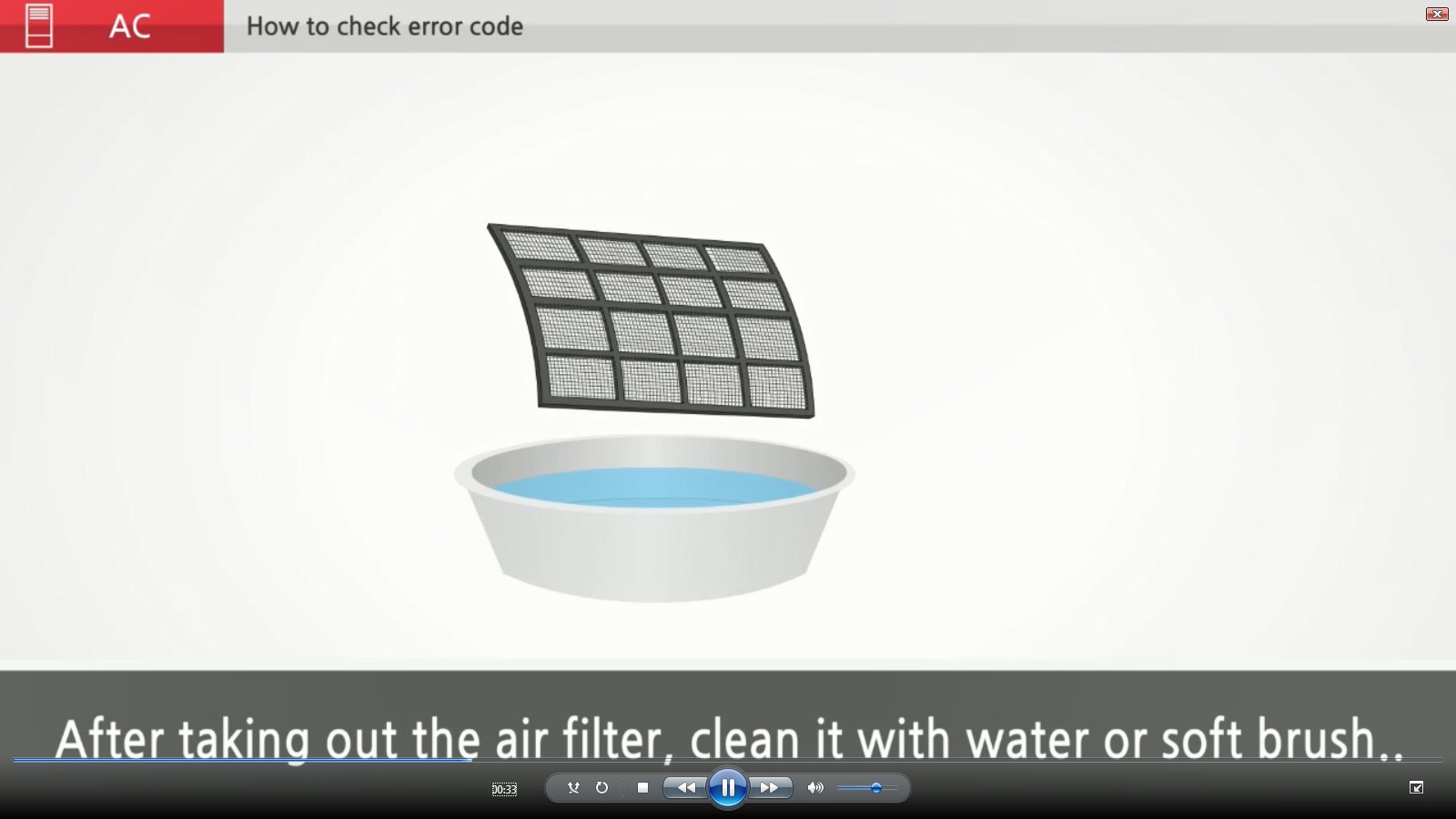 LG Video Tutorials: AC Not Cooling Properly | LG Africa