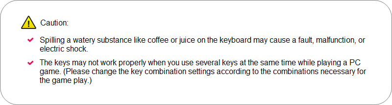 LG How-to & Tips: Using the Keyboard on your LG Gram | LG U K
