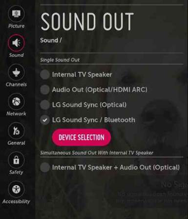 Lg How To Tips I Want To Use Bluetooth Pairing To Hear Audio