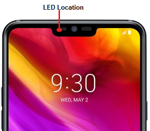 LG How-to & Tips: What is the Notification LED on my LG G7