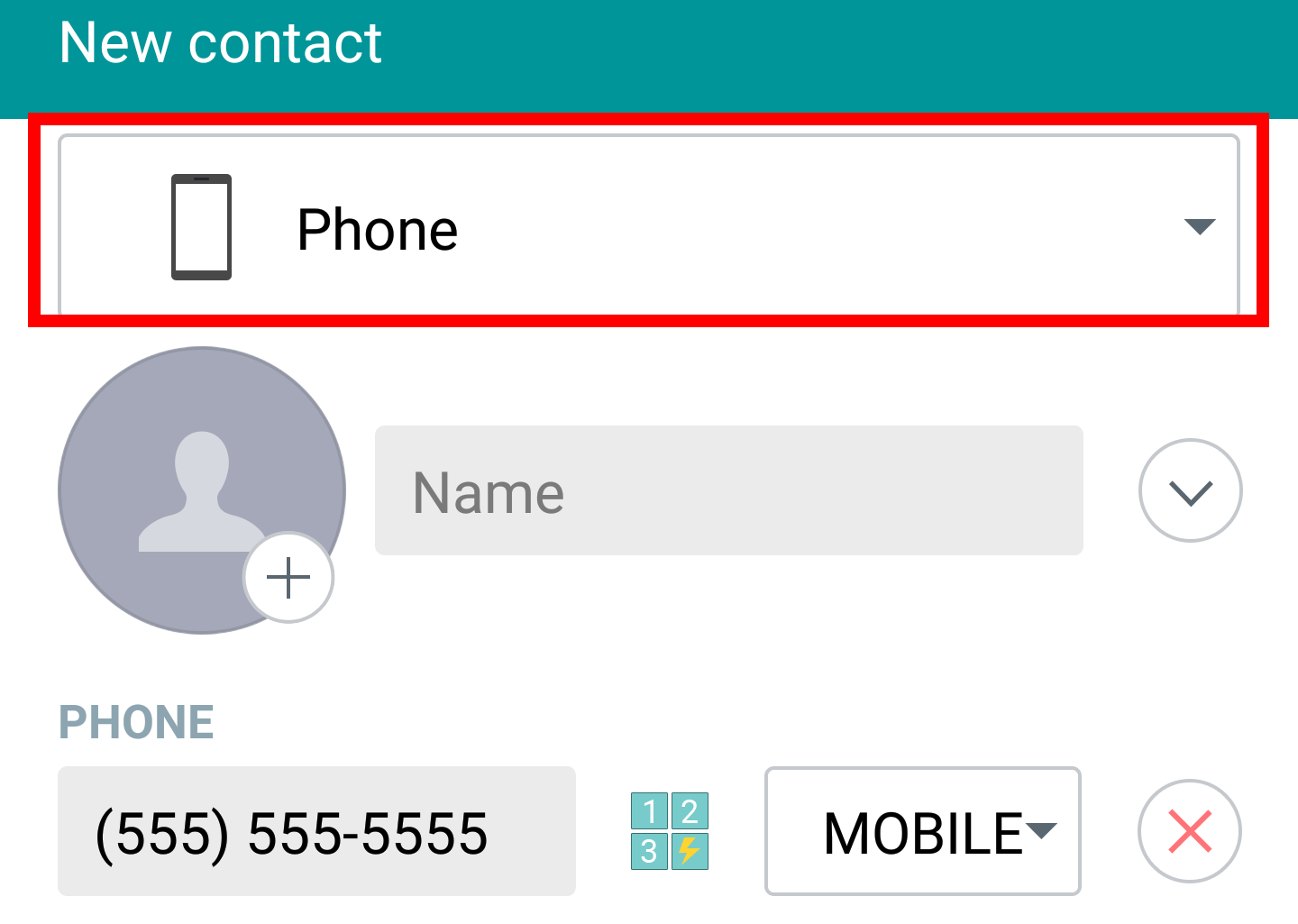 LG ANDROID CONTACTS | LG USA Support