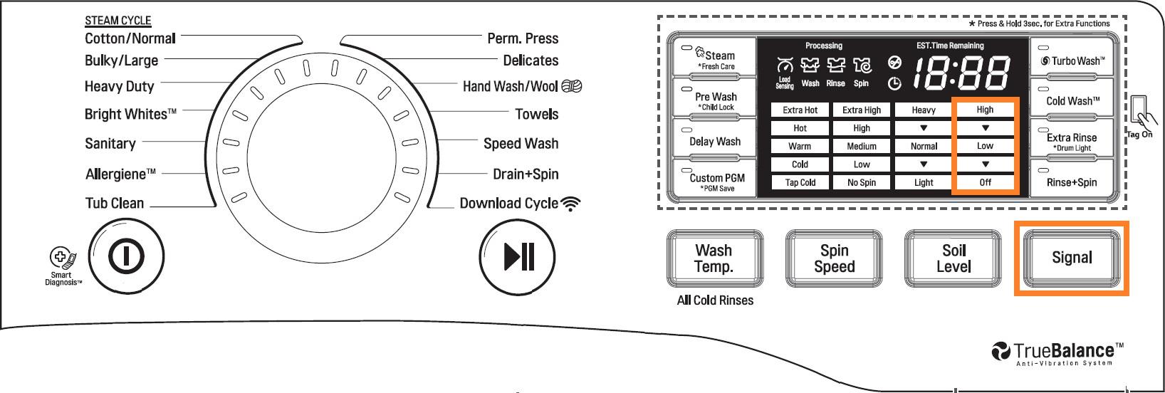LG Help Library: Adjusting sound notification volume | LG Canada
