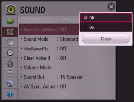 LG How-to & Tips: Things to check when audio is too low