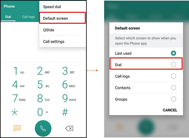 LG How-to & Tips: Using the Phone App | LG U K