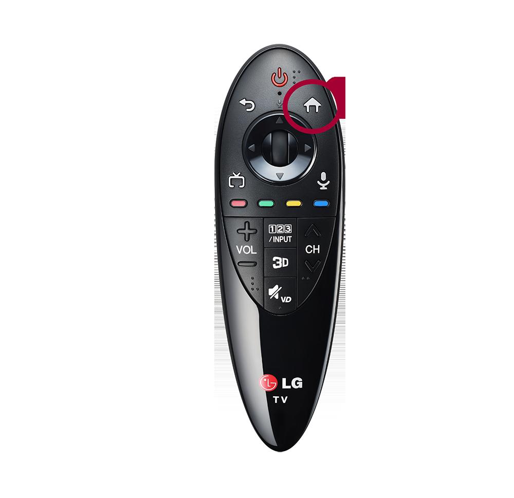 Frisk Netcast Settings Menu - Netcast | LG USA Support XV-89