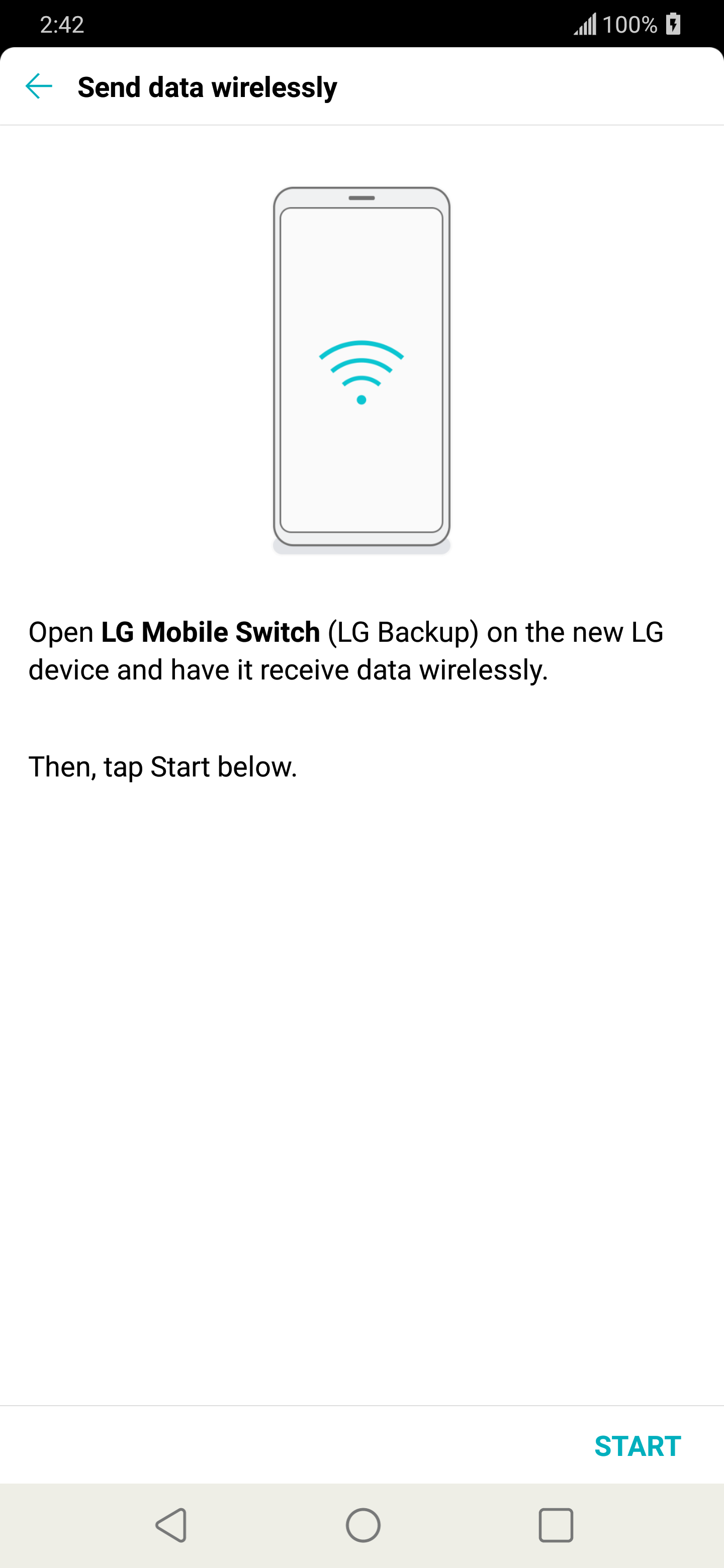 LG Help Library: How to Transfer Data to your New LG Phone with LG Mobile  Switch | LG U.S.A