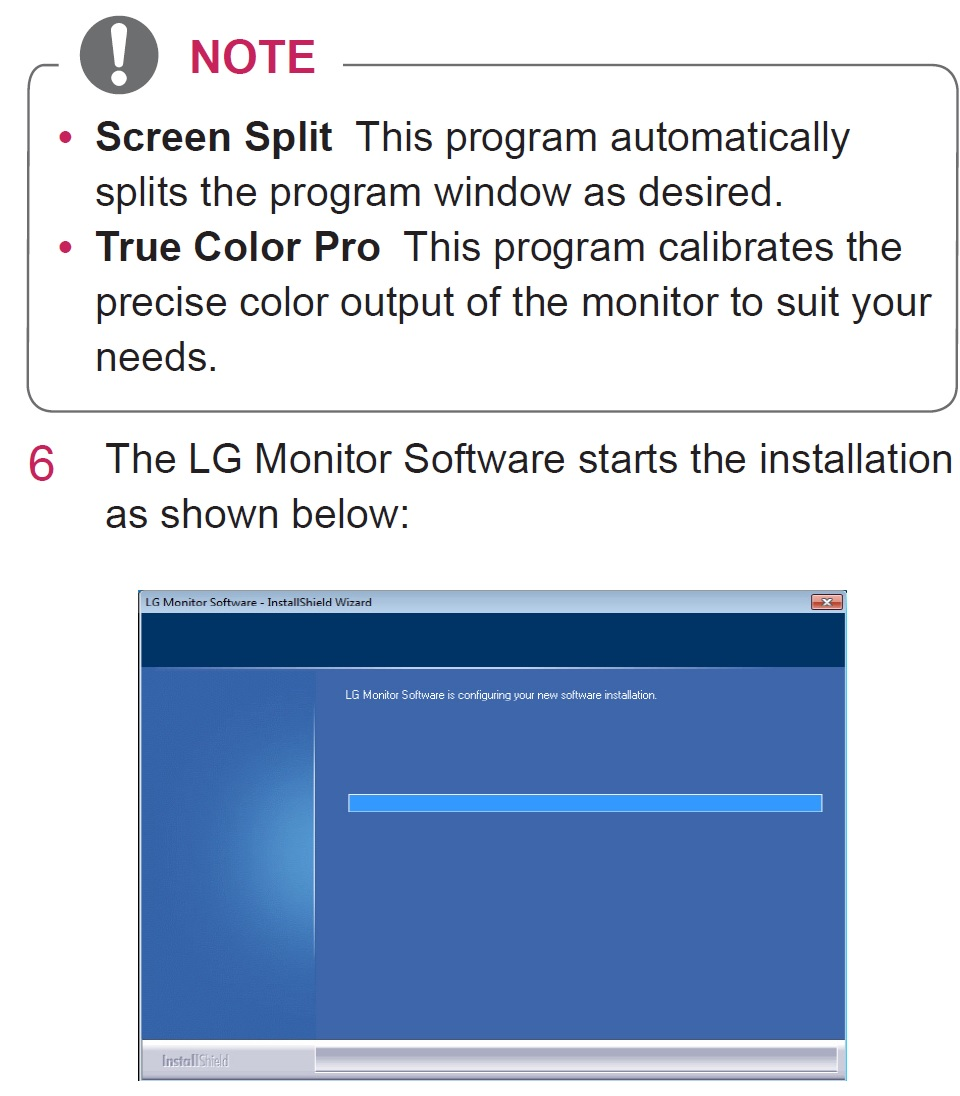 LG Help Library: Monitor – True Color Pro Calibration feature | LG