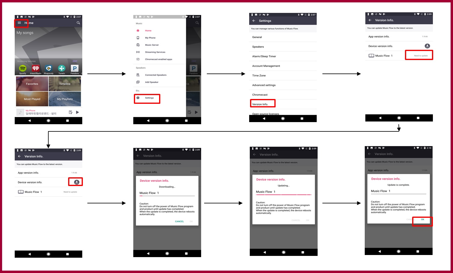 LG Help Library: Bluetooth streaming – No sound from Windows 10