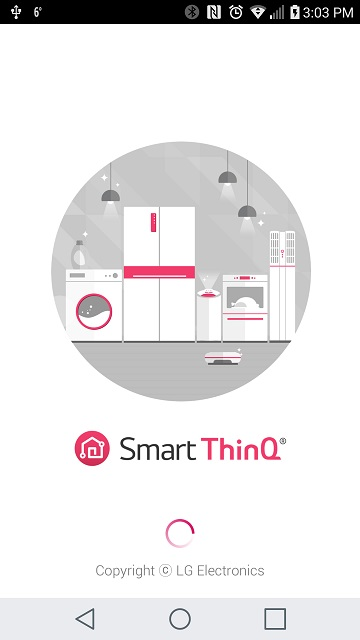 LG Help Library: LG Appliance Smart ThinQ App issues | LG Canada