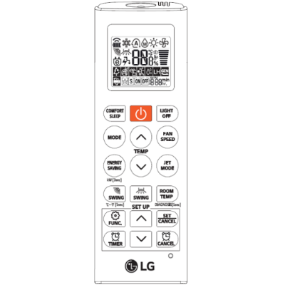 LG Ajuda e Solução de Problema: Funções do Controle Remoto