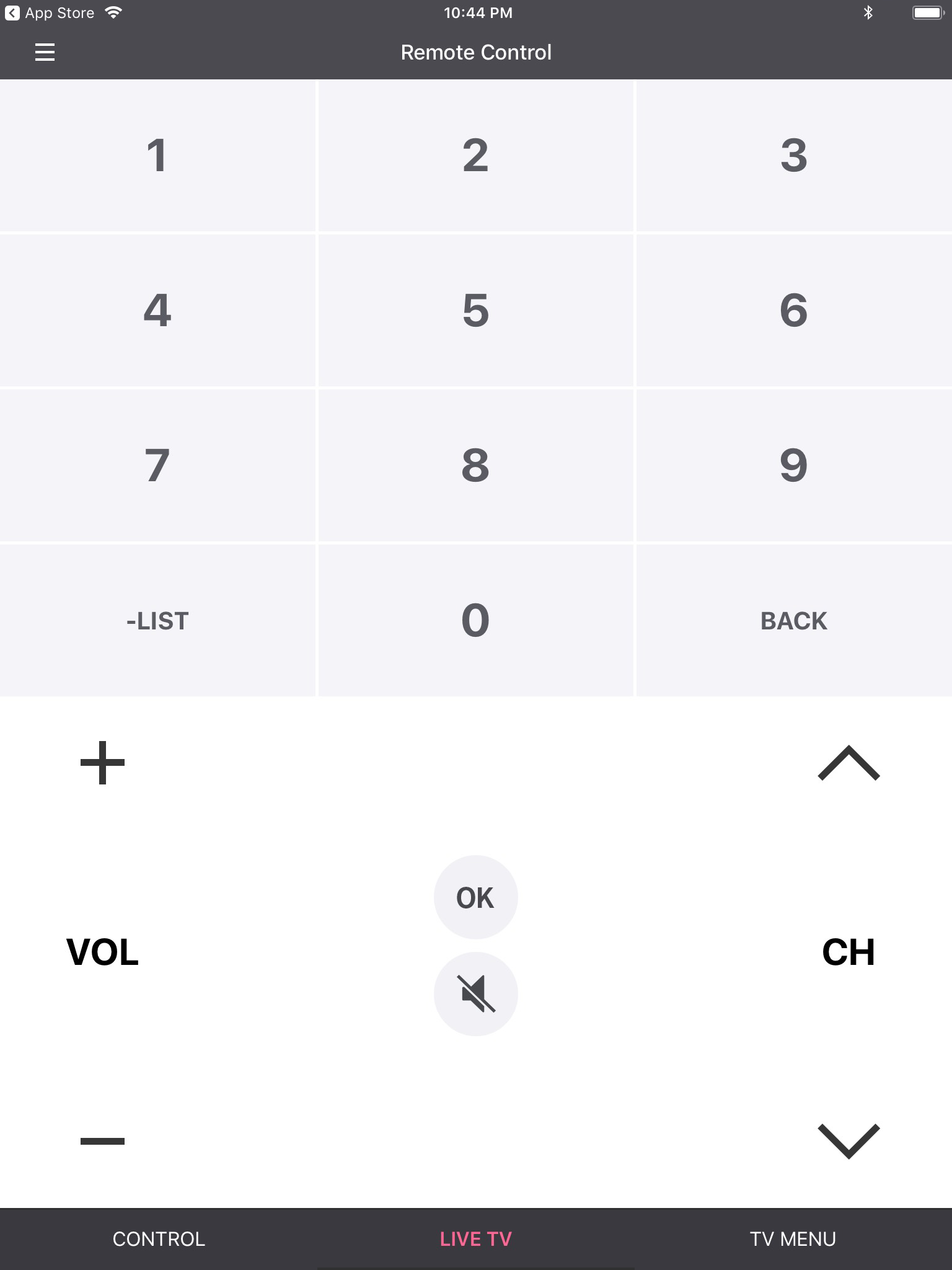 TV - LG TV Plus Remote App | LG USA Support