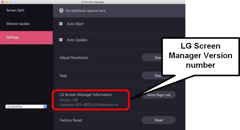 LG Help Library: LG Screen Manager crashing | LG Canada