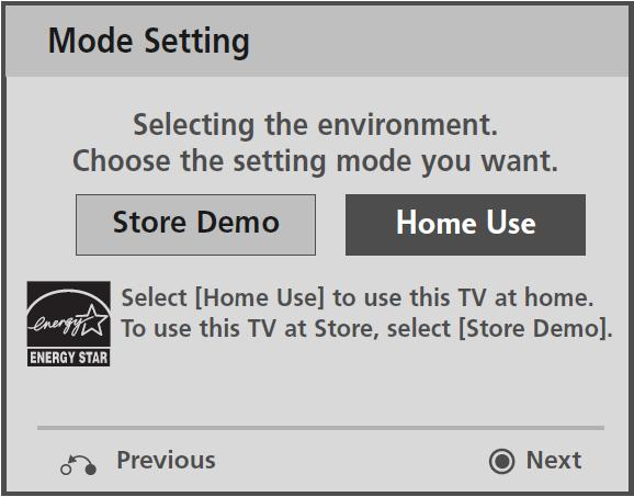 LG Help Library: Disabling DEMO mode on flat panel display | LG Canada