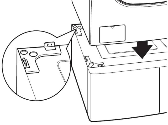 Dishwasher photo and guides: Lg Dishwasher Installation Clips