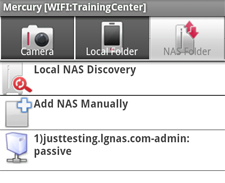 Smartphone Apps For The LG NAS (MyData) | LG USA Support