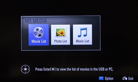 LG Help Library: DLNA Setup on a LG TV | LG Canada