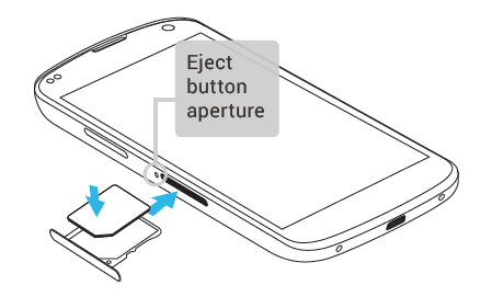 LG Help Library: SIM CARD BASICS USING THE NEXUS 4 E960