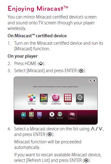 Image regarding Miracast