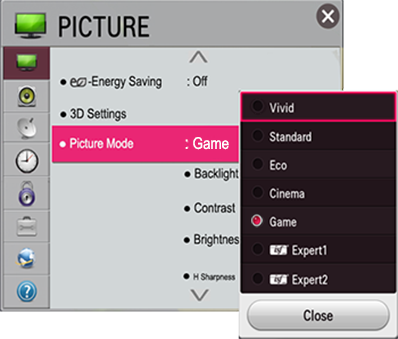 LG Help Library: LG TV Video Slow When Using Gaming Consoles | LG Canada
