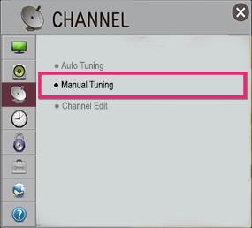 LG TV Channel Menu Settings | LG USA Support