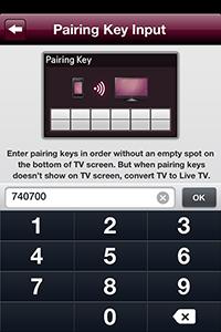 Pairing Key