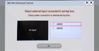 LG How-to & Tips: LG Smart TV Cable/Satellite Box Controlled With