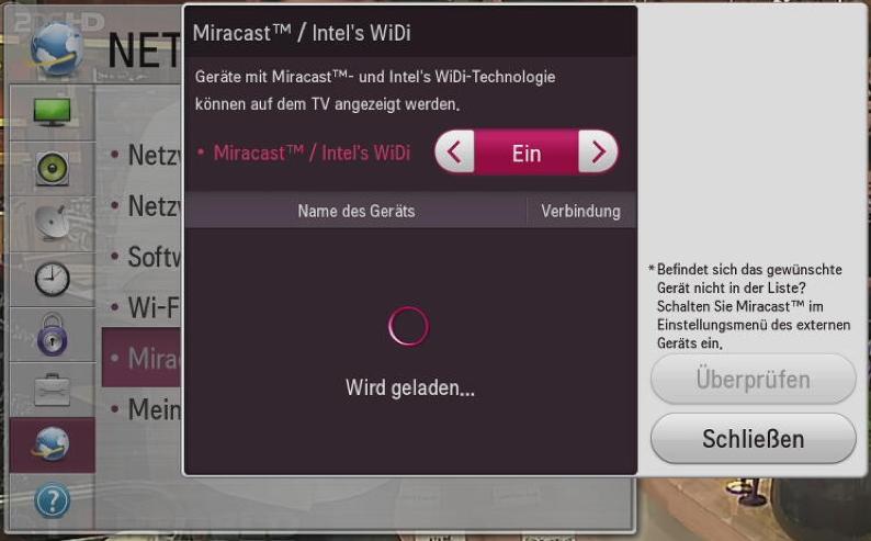 Lg Fernseher Mit Iphone Verbinden : Lg faq`s: wie nutze ich die miracast funktion ? lg germany