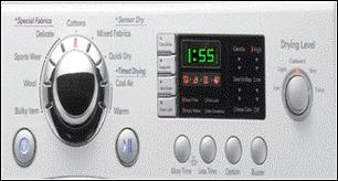 El tiempo de secado puede variar dependiendo del ciclo, condiciones de uso, tipo de ropa, etc.