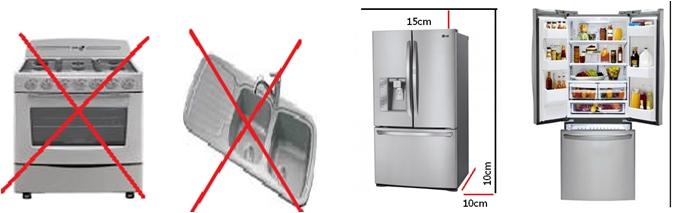 Indicaciones para instalar correctamente su Refrigerador LG