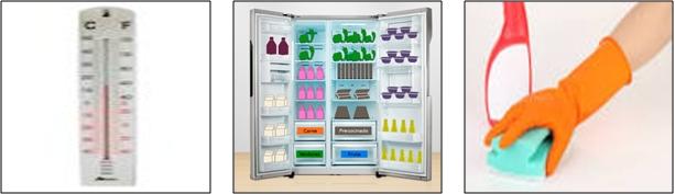 Cuál es la temperatura adecuada y cómo organizar los alimentos en tu Refrigerador LG